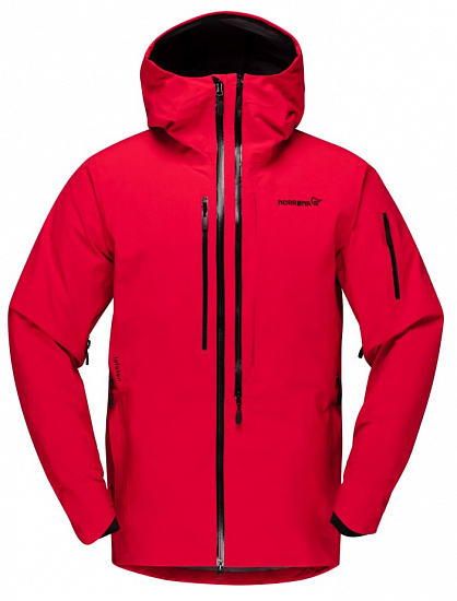 Куртка мужская Norrona Lofoten Gore-Tex Pro Plus True Red