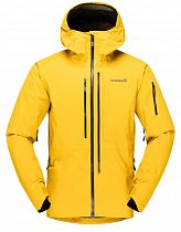 Куртка мужская Norrona Lofoten Gore-Tex Pro Lemon Chrome