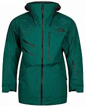 Куртка мужская The North Face Brigandine Evergreen/Tnf Black