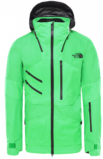 Куртка мужская The North Face Brigandine Chlorophyll Green Fuse/Weathered - Фото 1 большая