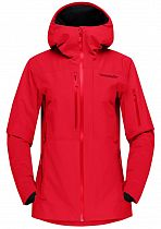 Куртка женская Norrona Lofoten Gore-Tex Insulated True Red
