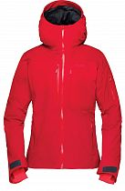 Куртка женская Norrona Lofoten Gore-Tex Insulated Jaster Red