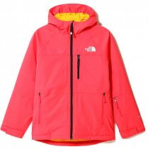 Куртка детская The North Face Chakado Insulated Paradise Pink