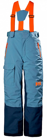Брюки детские Helly Hansen No Limits Blue Fog - Фото 1 большая