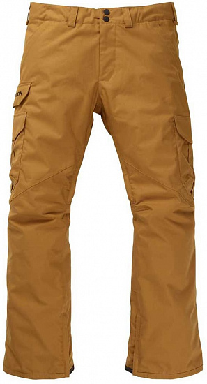 Брюки мужские Burton Cargo Regular Fit Wood Thrush - Фото 1 большая