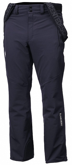 Брюки мужские Descente Swiss Ski Team Long Black