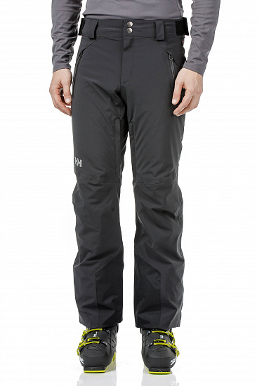 Брюки мужские Helly Hansen Force Black - Фото 1 большая