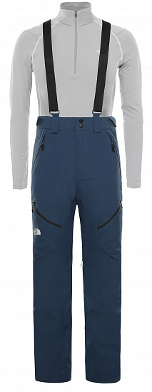 Брюки мужские The North Face Anonym Blue Wing Teal - Фото 1 большая