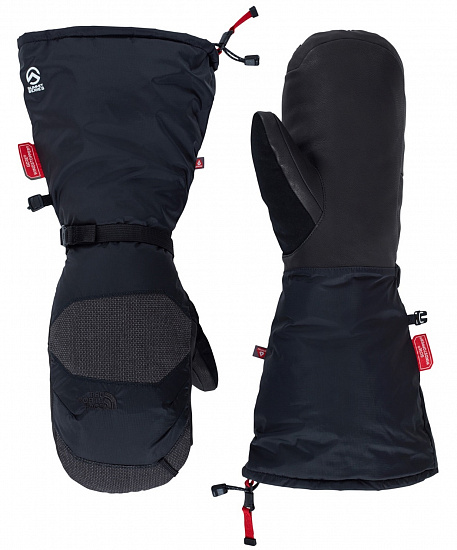 Варежки The North Face Himalayan Mitt TNF Black - Фото 1 большая