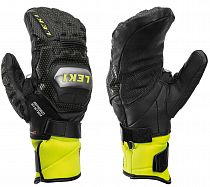 Варежки Leki Worldcup Race Ti S Speed System Black/Ice Lemon
