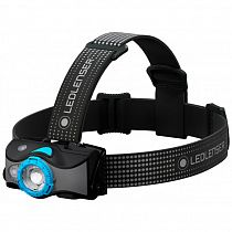 Фонарь Led Lenser MH7 Black/Blue