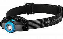 Фонарь Led Lenser MH3 Black/Blue