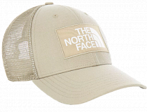 Кепка The North Face Mc Mudder Trucker Twill Beige