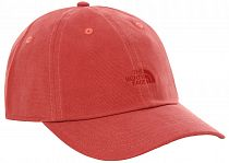 Кепка The North Face Washed Norm Sunbaked Red