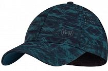 Кепка Buff Trek Cap Kibwe Blue