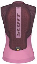 Защита женская Scott AirFlex Light Vest Protector Cassis Pink/Red Fudge
