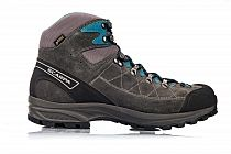 Ботинки мужские Scarpa Kailash Trek GTX Shark/Gray/Lake Blue