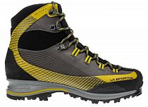 Ботинки мужские La Sportiva Trango TRK Leather GTX Carbon/Green