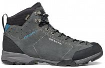 Ботинки мужские Scarpa Mojito Hike Gtx Shark/Lake Blue
