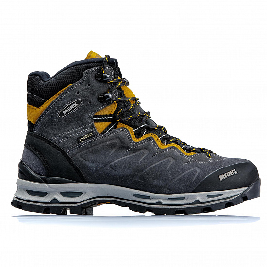 Ботинки мужские Meindl Minnesota PRO GTX Anthracite/Yellow
