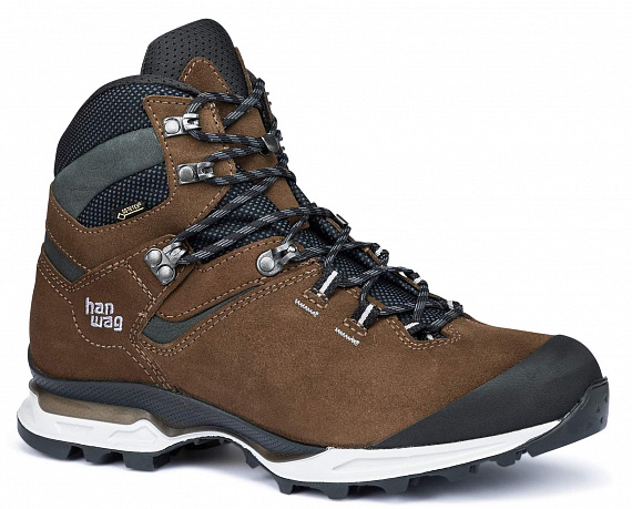 Ботинки мужские Hanwag Tatra Light GTX Brown/Anthracite - Фото 1 большая