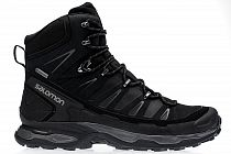 Ботинки мужские Salomon X Ultra Trek GTX Black/Black/Magnet