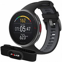 Часы Polar Vantage V2 Hr Black