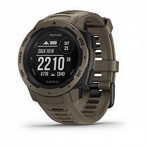 Часы Garmin Instinct Tactical Coyote Tan