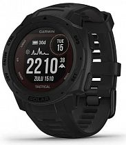 Часы Garmin Instinct Solar Tactical Black