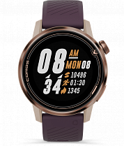 Часы Coros Apex Premium Multisport Gps 42mm Gold
