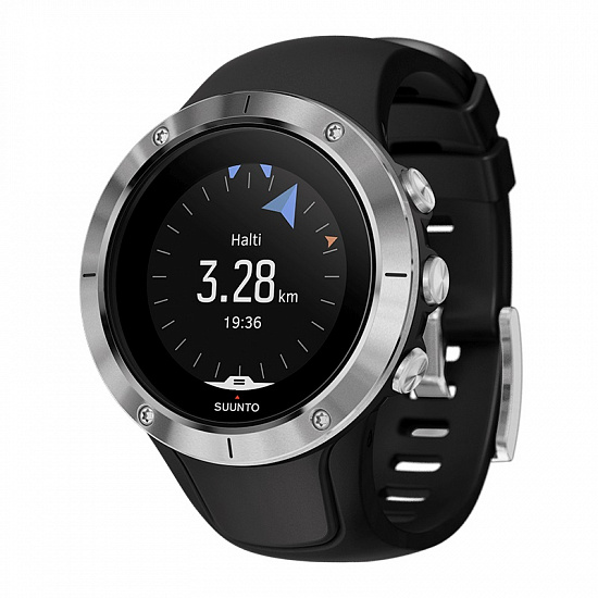 Часы Suunto Spartan Trainer HR Steel