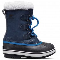 Ботинки детские Sorel Childrens Yoot Pac Nylon Collegiate Navy
