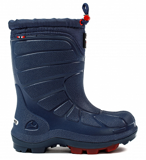 Сапоги детские Viking Extreme Navy/Red - Фото 1 большая