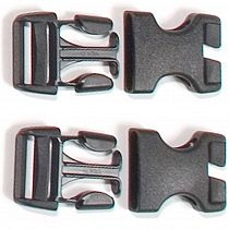 Фастекс Ortlieb Side-Release Buckles For Rack-Pack