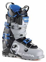 Горнолыжные ботинки Scarpa Maestrale XT Cool Gray/Black/Blue