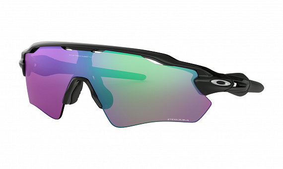 Очки Oakley Radar Ev Path Polished Black/Prizm Golf - Фото 1 большая
