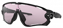 Очки Oakley Jawbreaker Polished Black/Prizm Low Light