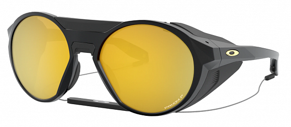 Очки Oakley Clifden Matte Black/Prizm 24K Polarized - Фото 1 большая