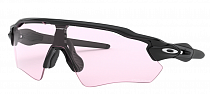 Очки Oakley Radar Ev Path Polished Black/Prizm Low Light