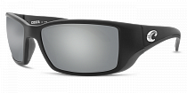 Очки Costa Blackfin 580 GLS Matte Black/Gray Silver Mirror