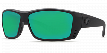 Очки Costa Cat Cay 580 GLS Blackout/Green Mirror 580 G