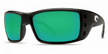 Очки Costa Permit 580 P Matte Black/Green Mirror