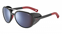 Очки Cebe Summit Matt Black Red
