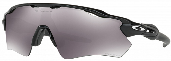 Очки Oakley Radar Ev Path Polished Black/Prizm Black - Фото 1 большая