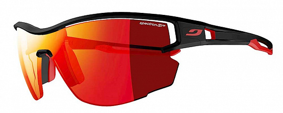 Очки Julbo Aero Spectron 3CF Black/Red - Фото 1 большая