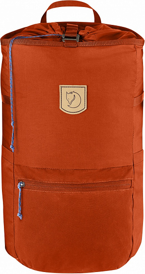 Рюкзак Fjallraven High Coast 24 Flame Orange - Фото 1 большая