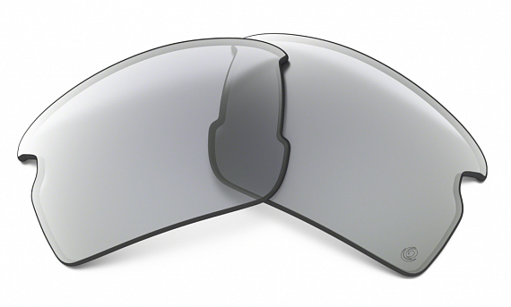 Линзы для очков Oakley Flak 2.0 Xl Black-Clear Photochromic - Фото 1 большая