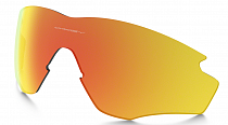 Линзы для очков Oakley Repl. Lens M2 Frame Xl Fire Iridium Polarized
