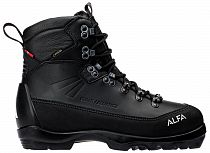 Ботинки лыжные Alfa Guard Advance GTX Black