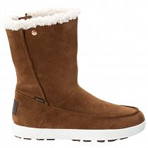 Ботинки женские Jack Wolfskin Auckland WT Texapore High Desert Brown/White